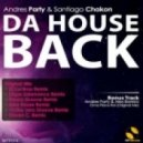 Andres Party, Santiago Chakon - Da House Back (Victtor Jara Groove Remix)