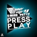 Tommy Vee & Miss Patty - Press Play (Federico Scavo Remix)