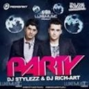 DJ STYLEZZ & DJ RICH-ART - PARTY (DJ Sby & Tony Jus & Nick Rise remix)