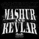 Mashur & Kevlar - Rave Steppin'