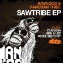 Hanuman Tribe, Sawgood - Sawtribe (Dubsidia Remix)