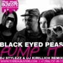 The Black Eyed Peas - Pump It (DJ STYLEZZ & DJ KIRILLICH Remix)