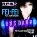Fei-Fei  - Love Drunk (feat. Dom Liberati - Zardonic Remix)