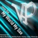 Levan Kay - My World My Sax (Stylus Josh Orchestral Remix)