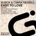 M-Box & Ciara Newell - Easy To Love (Will Atkinson Dark Dub)