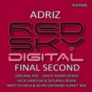 Adriz - Final Second (Ivica Vanevski & Saturn 6 Remix)