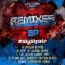 Majistrate - Step Up (Jaydan Remix)
