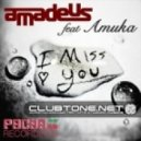 Amuka, DJ Amadeus, Airloom, Jon Billick - I Miss You (Airloom, Jon Billick Remix)