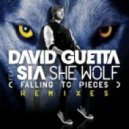 David Guetta - She Wolf (Falling To Pieces) Feat. Sia (Michael Calfan Remix)