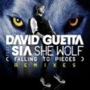 David Guetta - She Wolf (Falling To Pieces) Feat. Sia (Michael Calfan Remix)