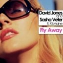 David Jones Vs. Sasha Veter Feat. RJ Maine - Fly Away (David Jones Club Mix)