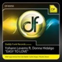 Yohann Levems Feat. Donna Hidalgo - Easy to Love (Seb Skalski Guitar Vocal Mix)