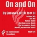Snoww & Dj T.H. Feat Di - On and On (Dub Mix)