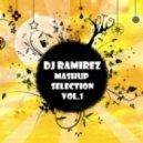 Junior Caldera & Far East Movement vs Slin Project - Lights Out (DJ Ramirez Mashup)
