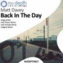 Matt Davey - Back In The Day (Paul Trainer Remix)