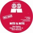 Mateo & Matos - Basics (Gerd's Ny Stomp Mix)