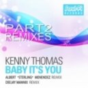 Kenny Thomas - Baby It's You (Mannix Crystal Disko Dub Mix)
