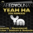 Saeed Younan  -  Yeah Ha (Redondo & Sideburn Remix)