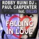 Robby Ruini Dj & Paul Carpenter feat Dallas - Falling In Love (Acappella)