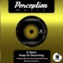 G Spice - Keep On Searching (Mauro B & Gerard C Remix)