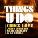 Pepper Mashay - Things U Do (Chuck Love Network Rework)