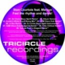 Stan Courtois, Marcya - Feel The Rhythm & Dance! (DJ Circle Disco Spirit Remix)