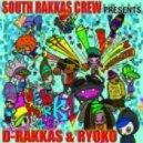 D-Rakkas & Ryoko feat. Wes de Graaf & Rage  -  New York