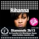Rihanna - Diamonds (DJ Favorite & DJ Kharitonov Radio Edit)