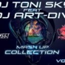 Tiesto ft. Kay vs. Mark Wilkinson vs. Paul Jackson - Work Hard, Play Hard (Dj TonySky & Dj Art-Div Mash-Up)