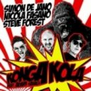 Nicola Fasano, Steve Forest, Simon De Jano, Party Killers - Konga Kola (Feat. Adam Savage) (Party Killers Mix)