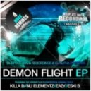 DJ Alpha  -  Demon Flight (Eski B Remix)