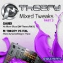 M-Theory Feat.  Ital  - There Is Something There (Original Mix)
