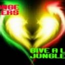 Strange Rollers - Give a Little Jungle Dub