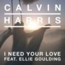 Calvin Harris feat. Ellie Goulding - I Need Your Love (Extended Mix)
