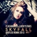 Adele - Skyfall (Flashbacks ft LuckyStars Bootleg Remix 2013