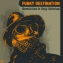Funky Destination - Revolution Is Only Solution