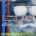 Fatboy Slim ft DJ Fernandez  - 1,2,3,4 Rockafeller Skank (DJ Radoske Bootleg)