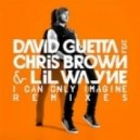 David Guetta feat. Chris Brown & Lil Wayne - I Can Only Imagine (R3hab Remix)