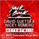 David Guetta & Nicky Romero feat Pendulum - The Metropolis Island (DJ MKS Extended Vocal Mix)