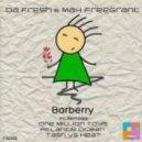 Da Fresh & Max Freegrant - Barberry (Tash vs. H2aT 'Back 2 Da Ol'Skewl' Remix)