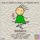 Da Fresh & Max Freegrant - Barberry (Atlantis Ocean Remix)