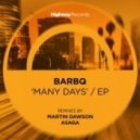 Barbq - Inability To Speak (Asaga Remix)