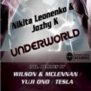 Wilson, Jozhy K, McLennan, Nikita Leonenko - Underworld (Wilson &  McLennan Remix)