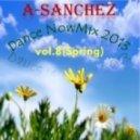 A-Sanchez - Dance NowMix 2013 vol.8(Spring)
