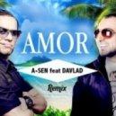 A-Sen feat. DJ DaVlad - Amor (DJ Nejtrino & DJ Baur Radio Cut Remix)