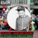 Baauer Harlem Shake vs. DJ Stylezz & DJ Kirillich & TJR - House Fix (Dj STIVE  Mashup mix)