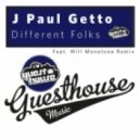 J Paul Getto - Different Folks (Original)