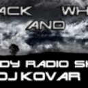 DJ Kovar - black and white show #9 Guest mix by Implex