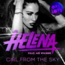 Helena Feat. Mr Wilson - Girl From The Sky (Pixl Remix)