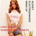 Lana Del Rey - Summertime Sadness  (DJ Alexey Electrodanger Mashup 2013)